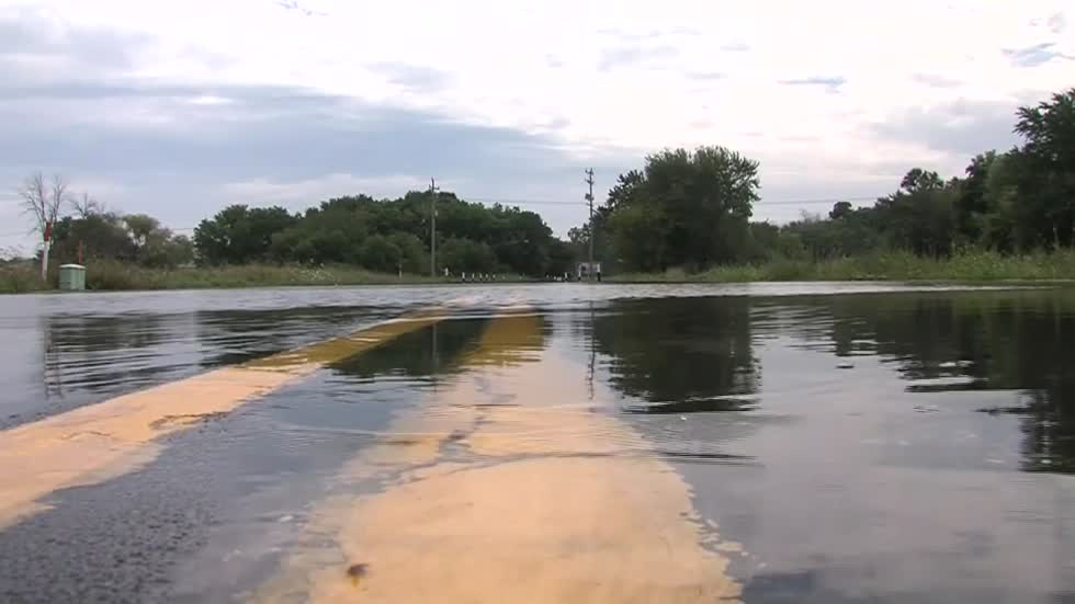 More rain on the way for Ozaukee County residents already dealing with flood damage