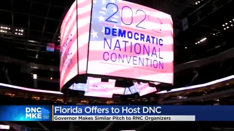 Florida governor: 'Would be good for us to have the DNC'