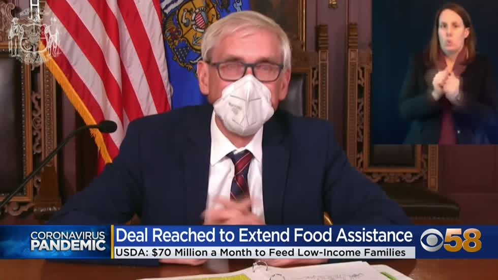 Evers administration reaches deal to restore millions in federal...