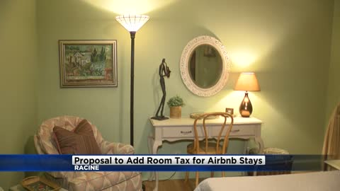 Some Airbnb hosts in Racine upset about proposal to add a tax on stays