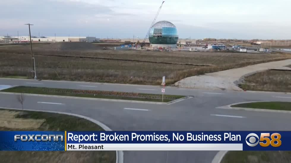 Foxconn fails to fulfill promises, employees fed up