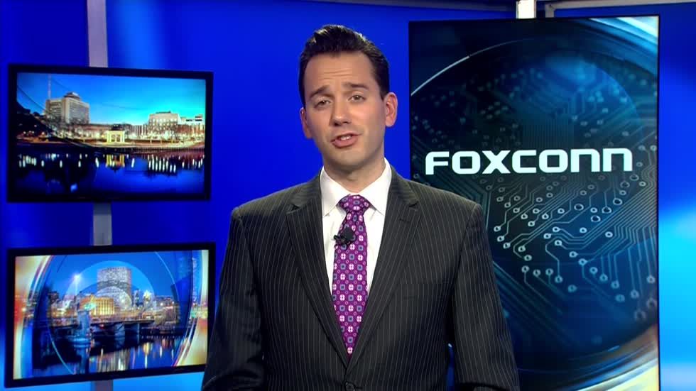 Racine County Executive discusses the latest on Foxconn