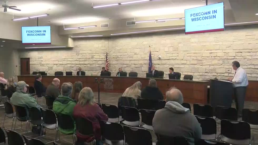 Mount Pleasant leaders excited about Foxconn news, some residents frustrated