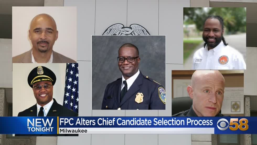 Milwaukee Fire and Police Commission votes to change process for selecting next police chief