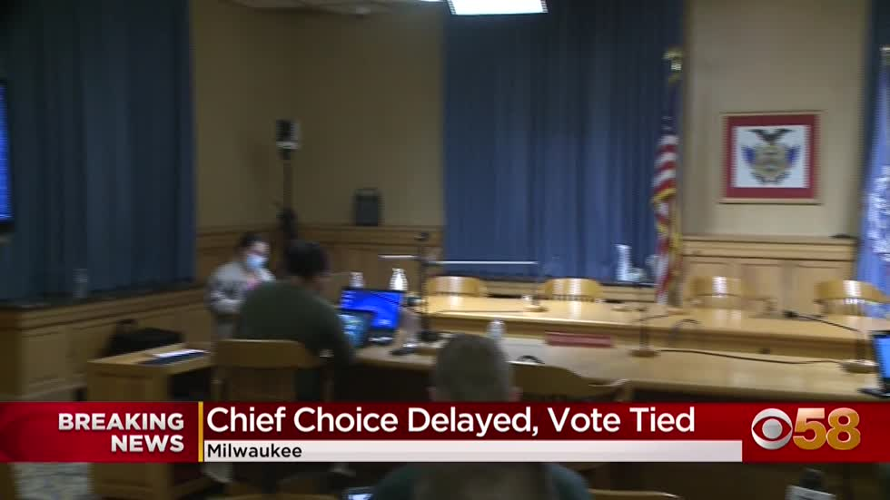 FPC split 3-3 on vote for next Milwaukee police chief