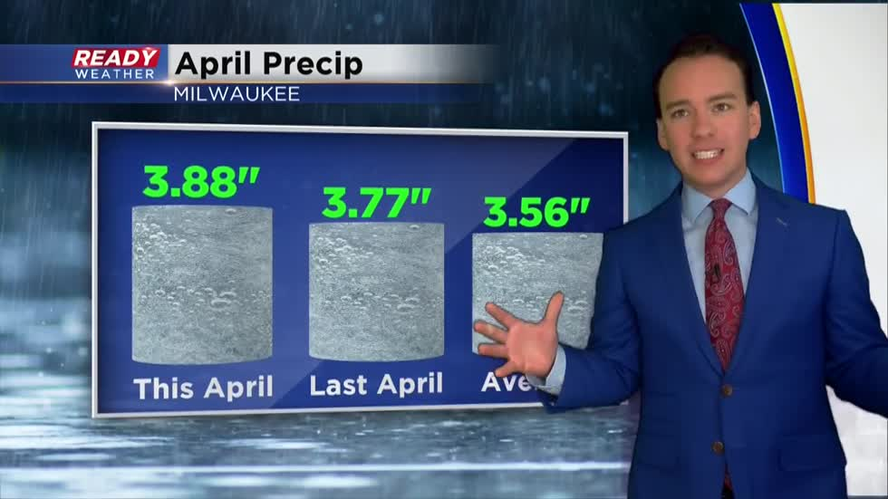 Looking ahead to May after April ends soggy