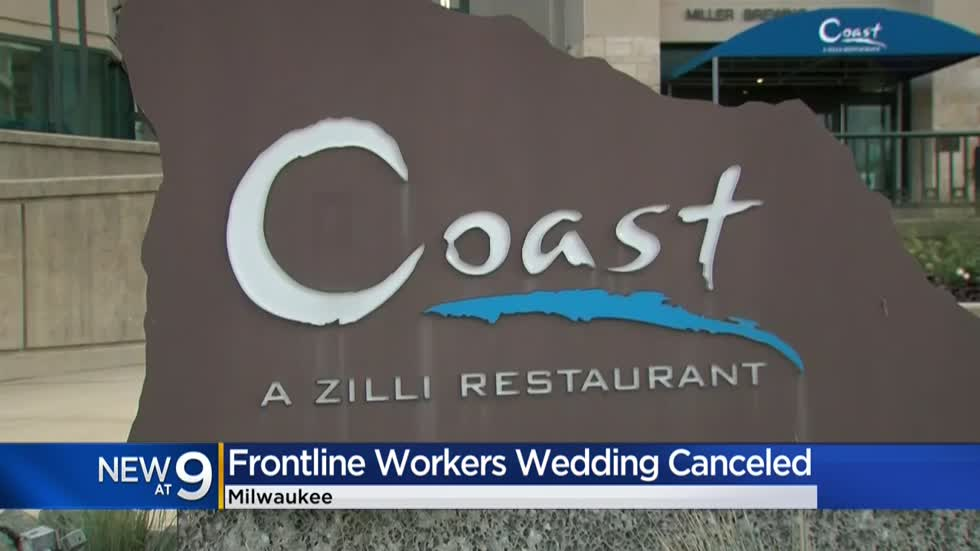 Milwaukee couple cancels wedding due to COVID-19, but can't get a refund from the company