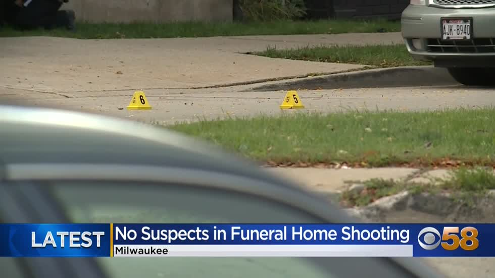 FBI offering $10,000 reward for information in Milwaukee funeral...