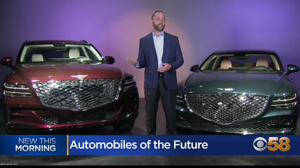 Analyst offers 'sneak peek' of what future cars will look...