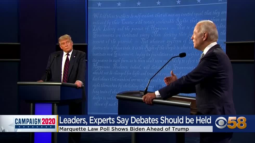 Campaigns, experts weigh in on future of debates