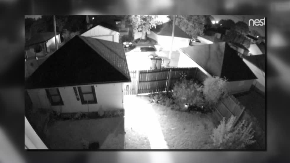 Caught on camera: Police investigating over 12 garage burglaries on Milwaukee's south side