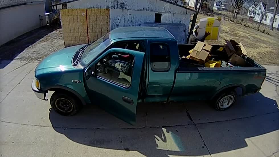 UPDATE: City of Milwaukee dumping suspect caught and fined