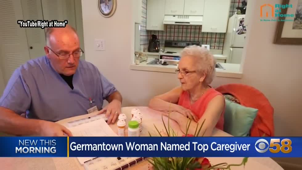 Germantown woman named 'Regional Caregiver of the Year'