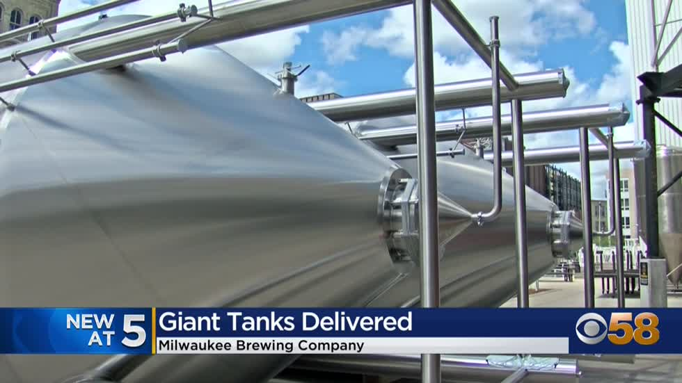 Milwaukee Brewing Company to increase craft beer production by...