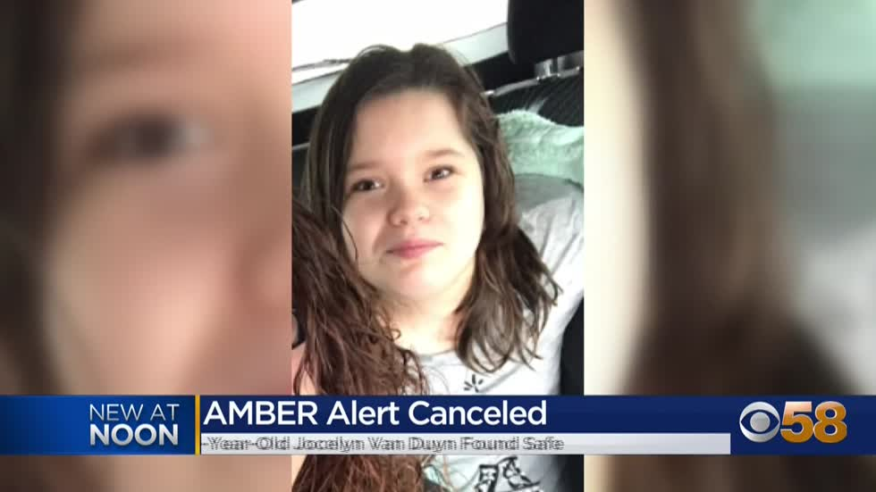 Found safe: Amber Alert canceled for 10-year-old Walworth girl