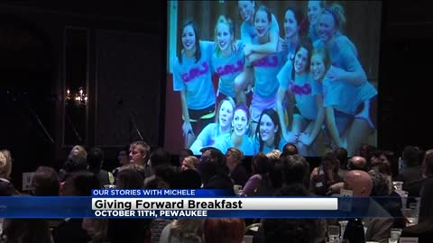 Waukesha County Community Foundation lets donors meet charities at annual Giving Forward Breakfast
