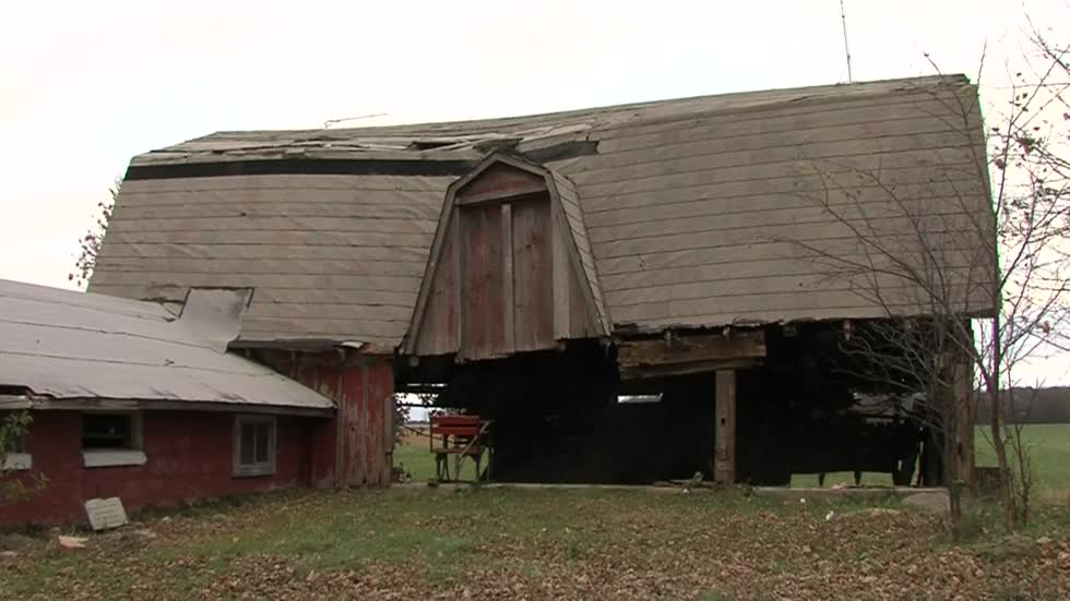 Glad You Asked: Why don't they knock down that old barn?