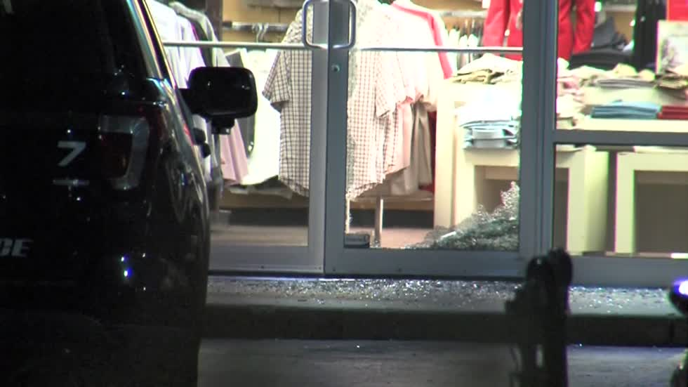 Glendale PD investigating series of break-ins at stores near Bayshore Town Center