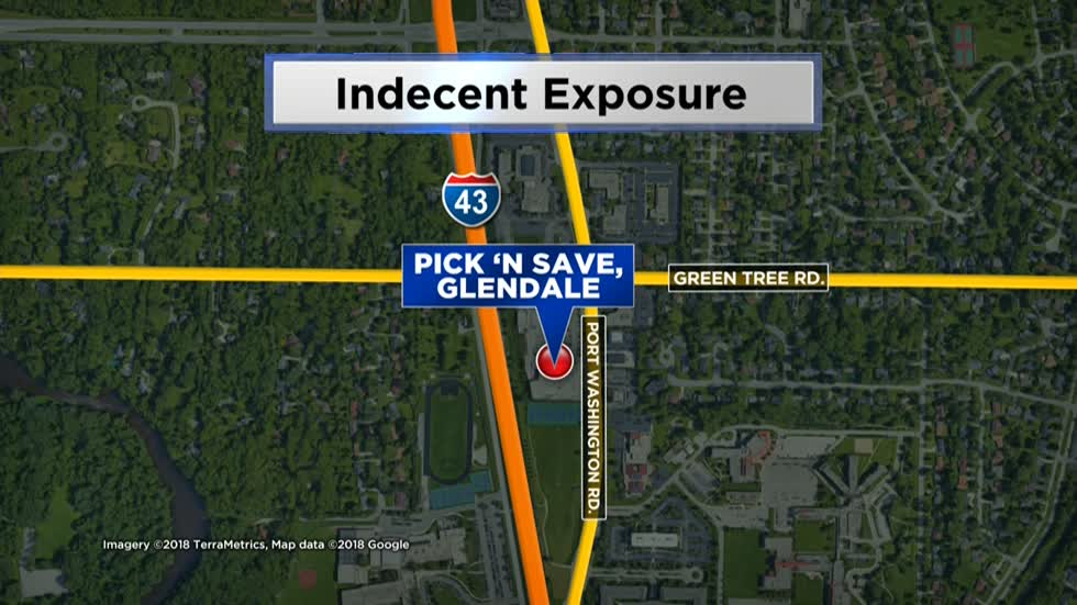 Glendale Police investigating several incidents of indecent exposure