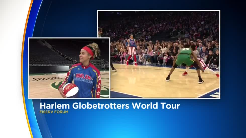 Globetrotters 'Pushing the Limits' in Milwaukee this New Year's Eve