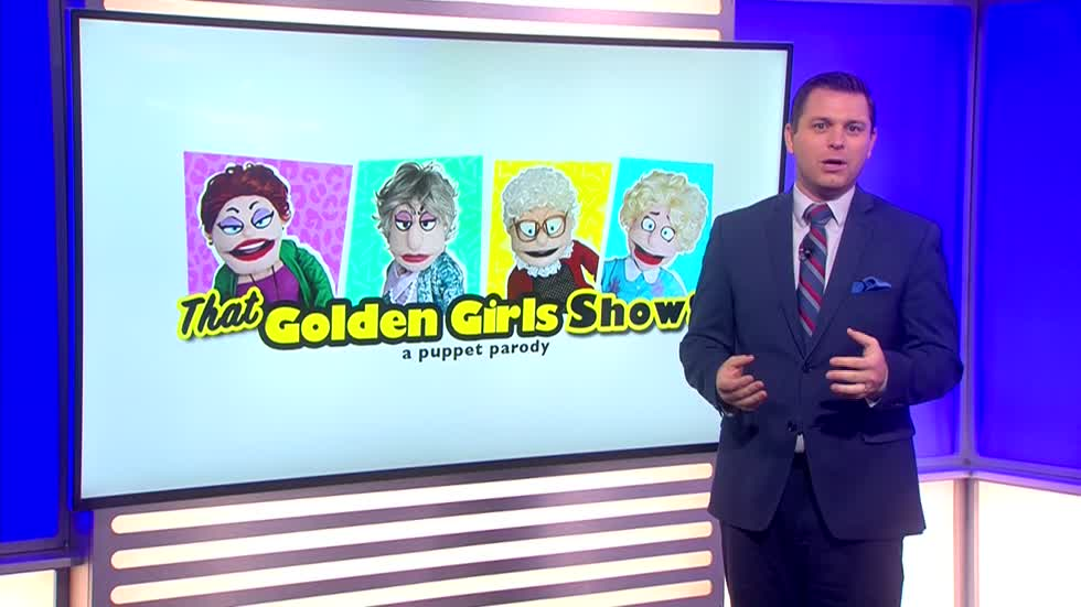 The Golden Girls come to Milwaukee...as Puppets