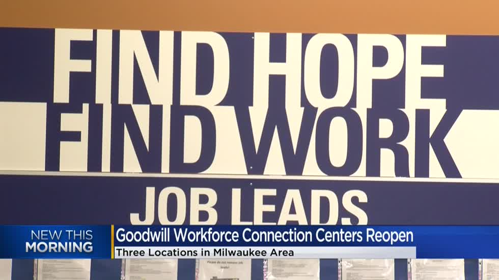 Goodwill Workforce Connection Center gets you on the right track with your career path