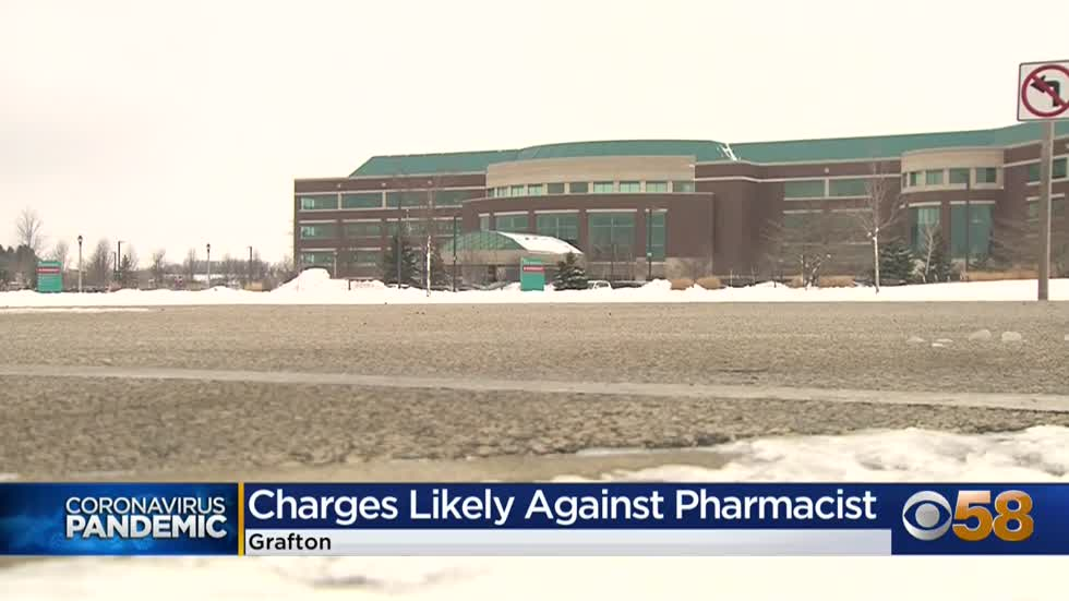 'He was supposed to help people': Grafton neighbor shocked by arrest of former Aurora pharmacist