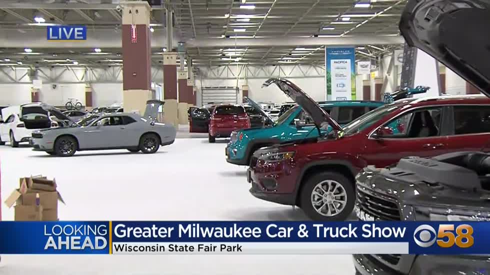 Milwaukee Auto Show makes a return to State Fair Park on Wednesday,...