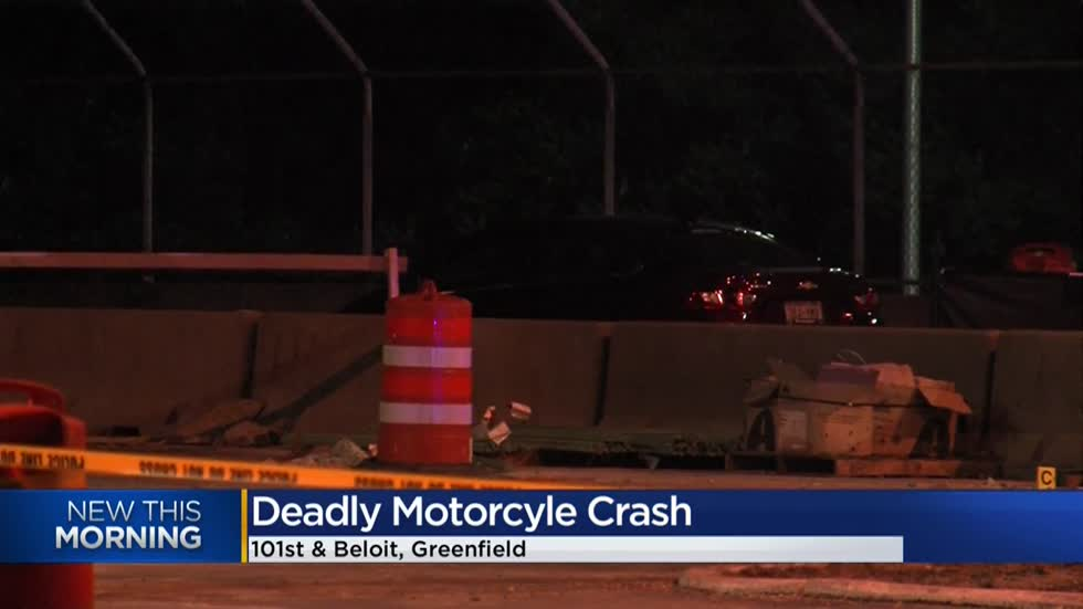 MCMEO: 1 dead in crash near 101st and Beloit in Greenfield