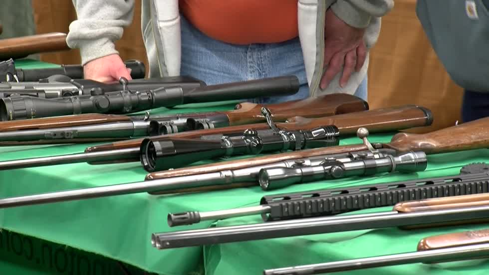 Waukesha gun show sales spike amid national conversation on gun control
