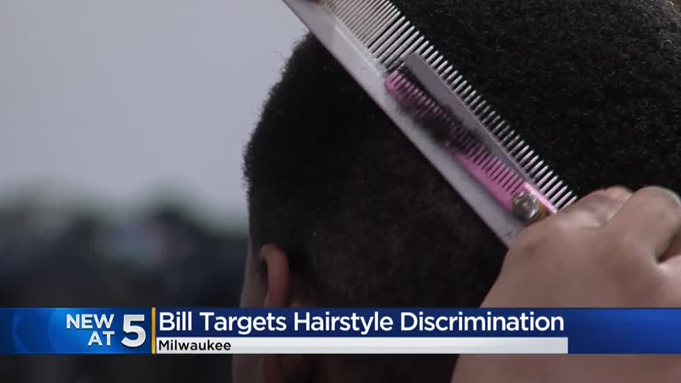 Wisconsin lawmakers push to end hair discrimination