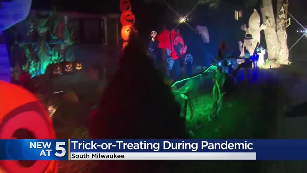 Halloween Trick Or Treat Times 2020 South Milwaukee City of South Milwaukee announces trick or treating will go on