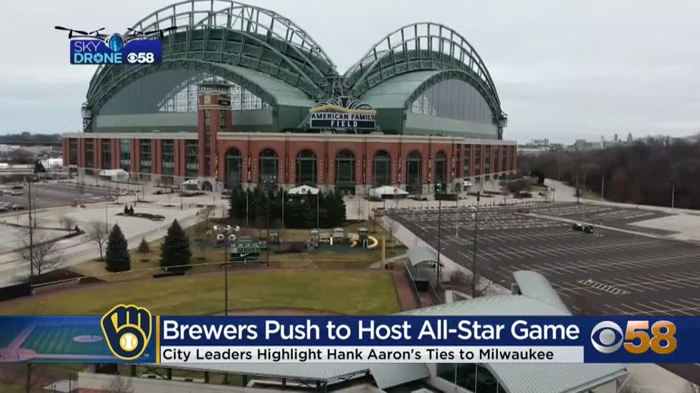 Brewers pitcher, Mayor Barrett talk possibility of MLB All-Star game in Milwaukee