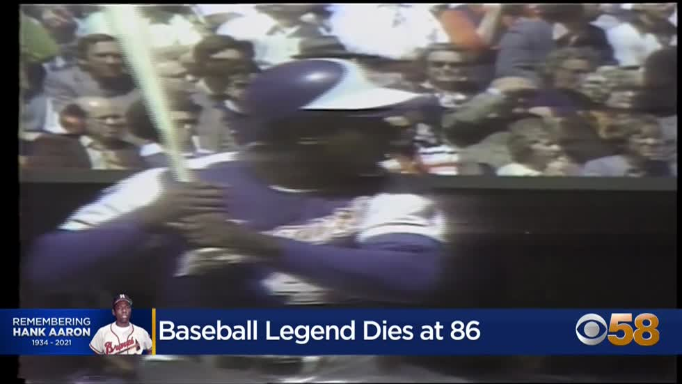 Hank Aaron's historic baseball career changed the game and...