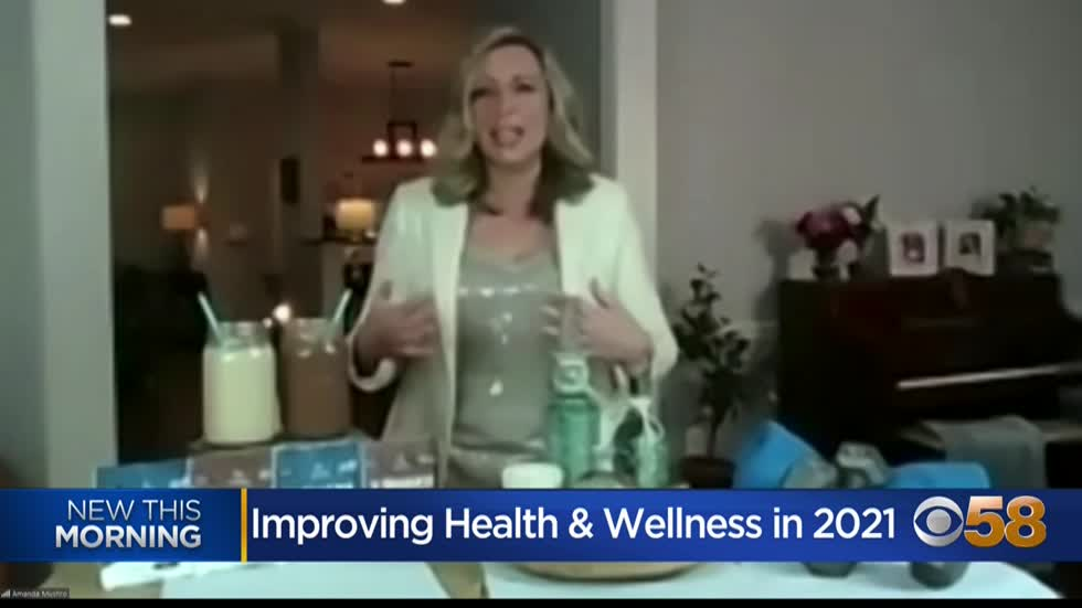 Lifestyle expert offers tips for an energetic, more refreshed...