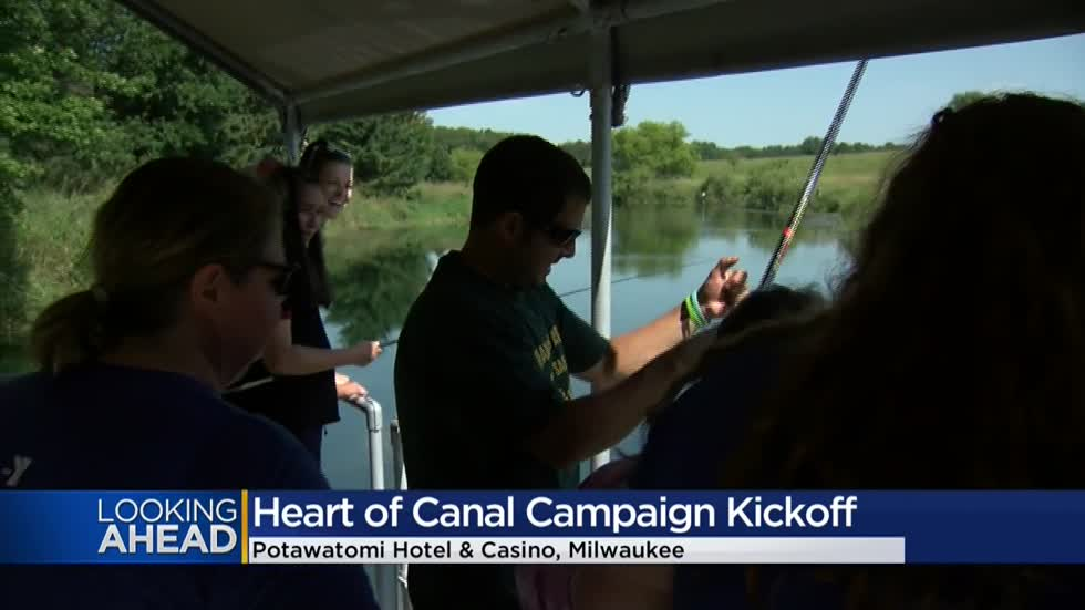 "A simple game of bingo at Potawatomi makes all of us winners with ""Heart of Canal St."" Campaign"