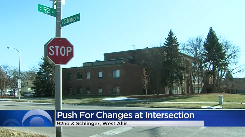 Following hit-and-run crash, residents raise concern over pedestrian safety in West Allis