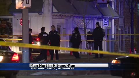 UPDATE: 49-year-old man hurt in hit-and-run accident near 23rd and Capitol