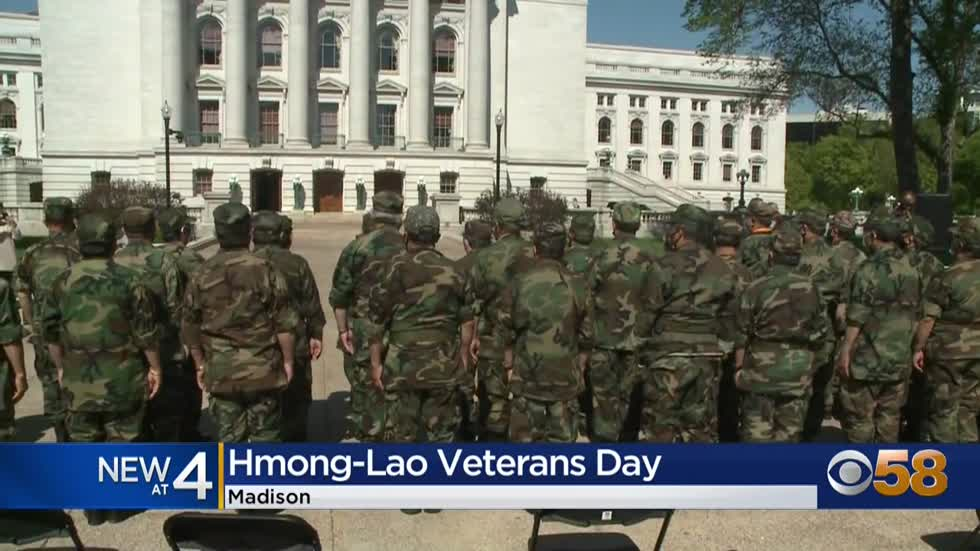 Wisconsin governor signs bill designating May 14 as Hmong-Lao...