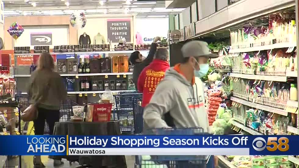 Holiday shopping season kicks off amid pandemic, CDC urges customers...