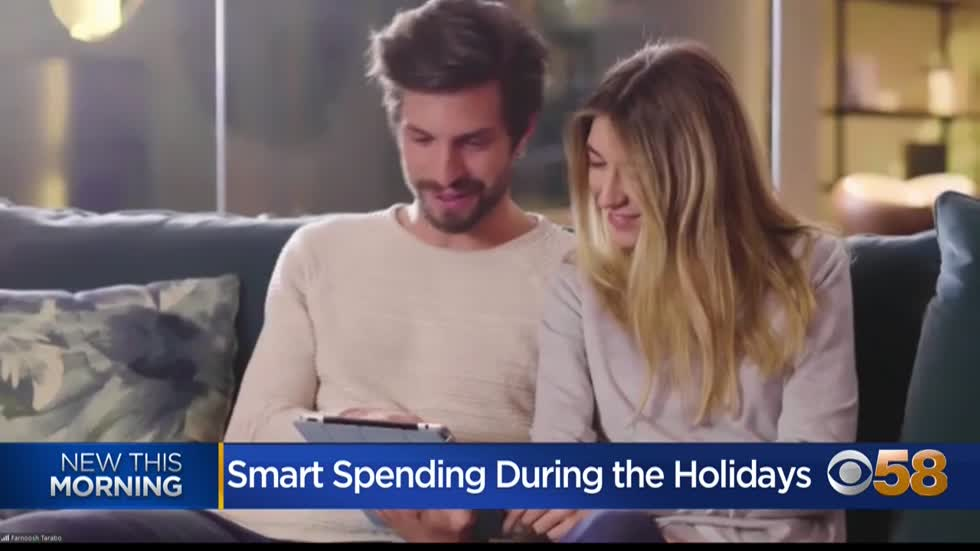 Personal finance expert offers tips for holiday shopping without breaking the bank