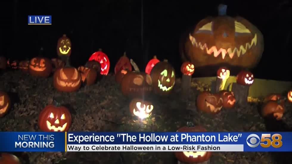 Mukwonago Halloween 2020 Halloween magic and mystery at 'The Hollow of Phantom Lake' in