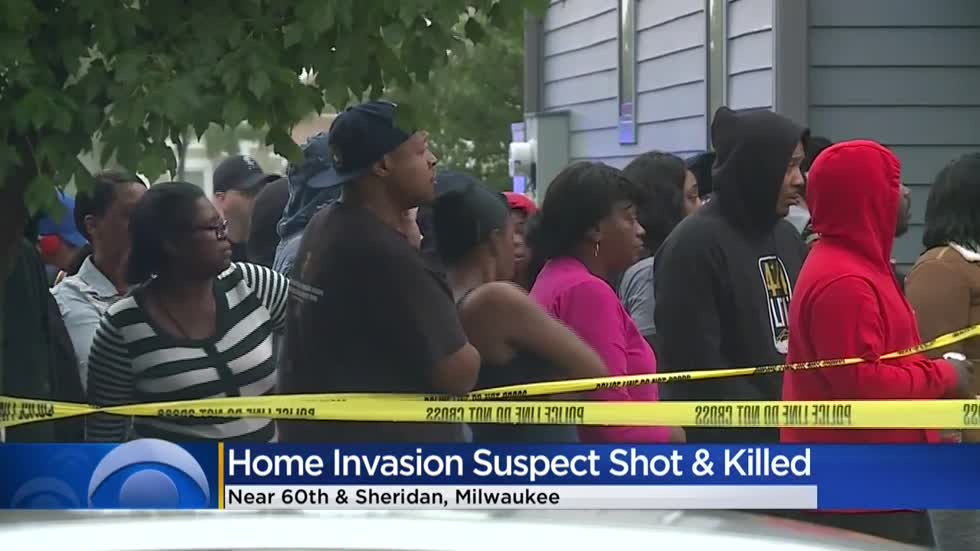 18-year-old shot dead following home invasion near 60th and Sheridan