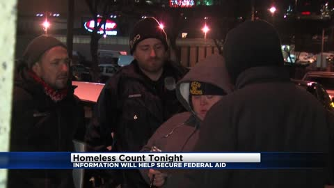 Homeless count being conducted in Milwaukee to help secure federal aid