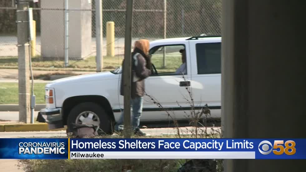 'Capacity cut in half': Milwaukee area homeless shelters adjust during pandemic, prepare ahead of winter