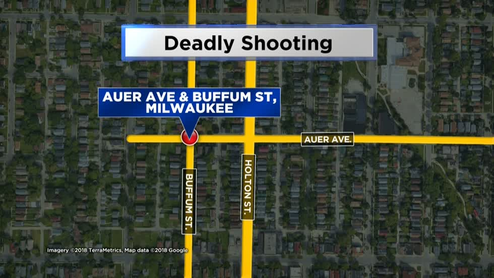 Homicide investigation underway near Auer and Buffum, police search for suspect