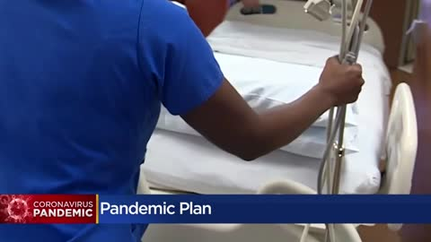 CBS 58 Investigates: Wisconsin hospital bed supply strained in pandemic plans