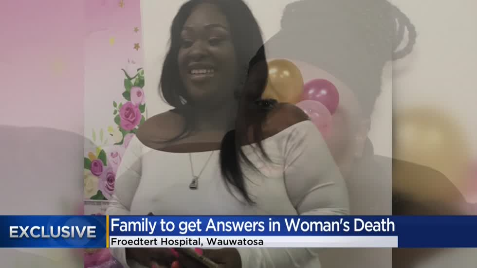 Family says Milwaukee woman died after waiting in ER for hours without treatment