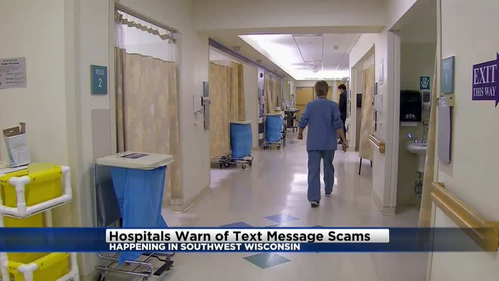 Wisconsin hospitals warn against new scam circulating
