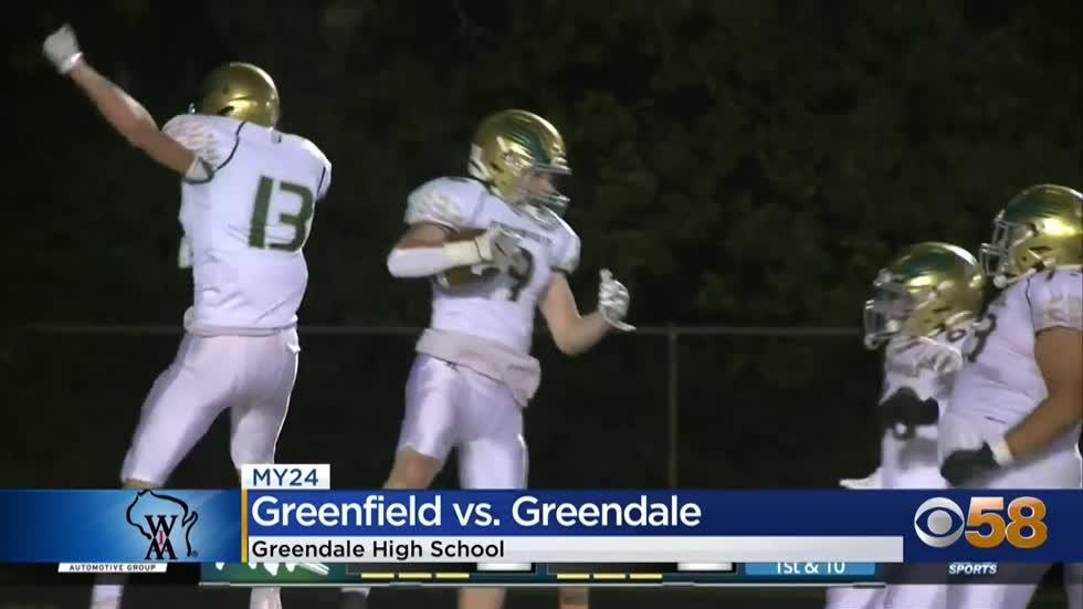 Week 9 High School Football Action